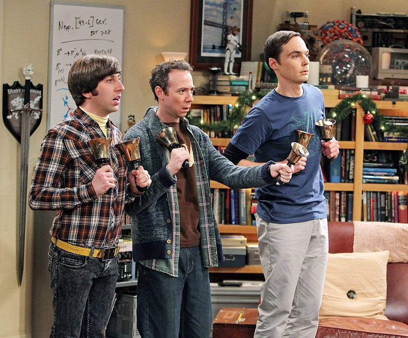 """Stuart is only a supporting actor in """"The Big Bang Theory"""", but he's very popular."""