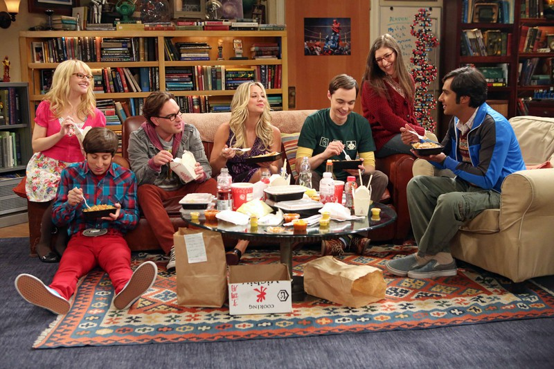 """This is how we know the cast of """"The Big Bang Theory""""."""