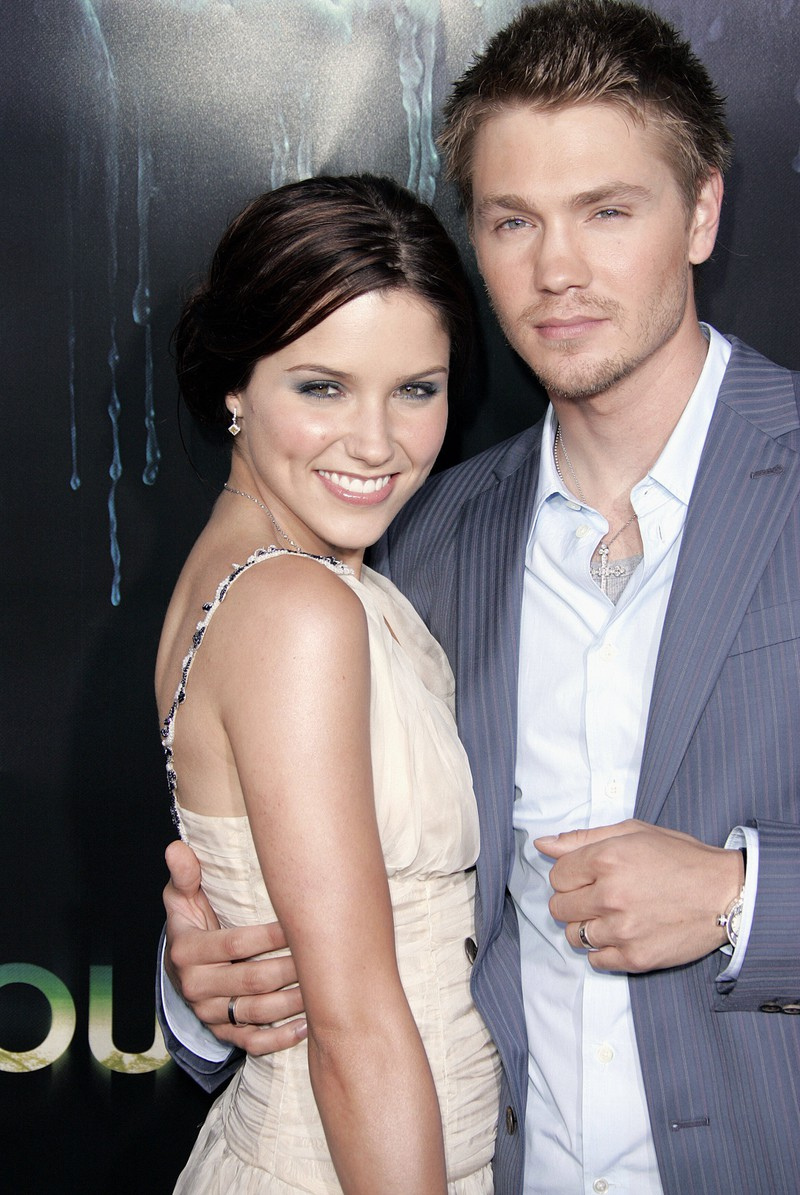 Chad Murray and Sophia Bush were a couple in real life but soon got divorced.
