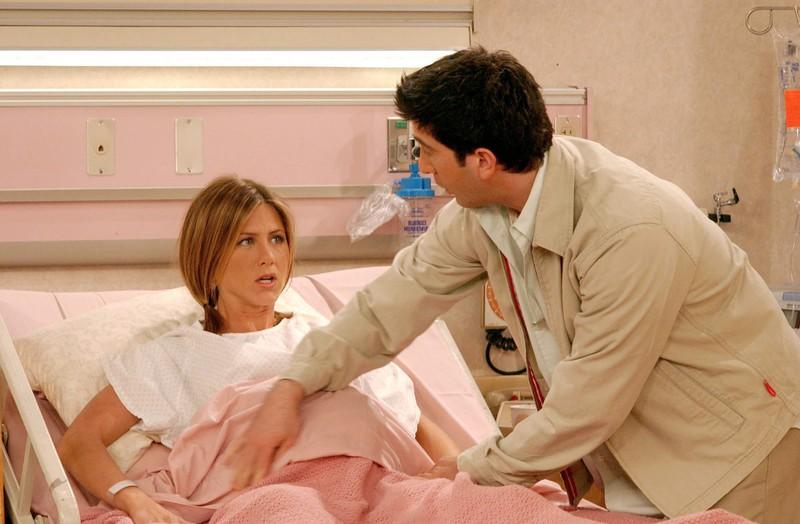 Sie waren das TV Paar schlechthin: Ross und Rachel von Friends