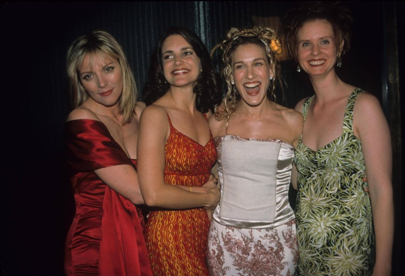 "There were tensions between Kim Cattrall and the cast of ""Sex and the City""."