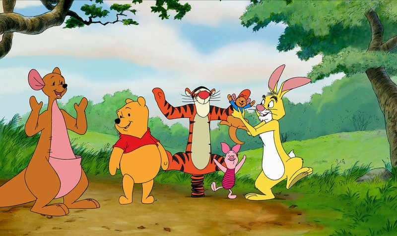 Most people think that Winnie-the-Pooh is a boy, but the character is actually female.