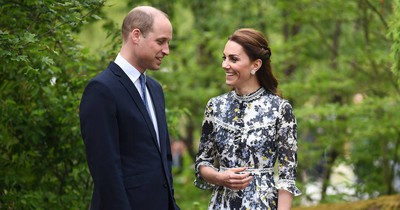 Prince William & Duchess Kate: Why Do We Rarely See Them Holding Hands
