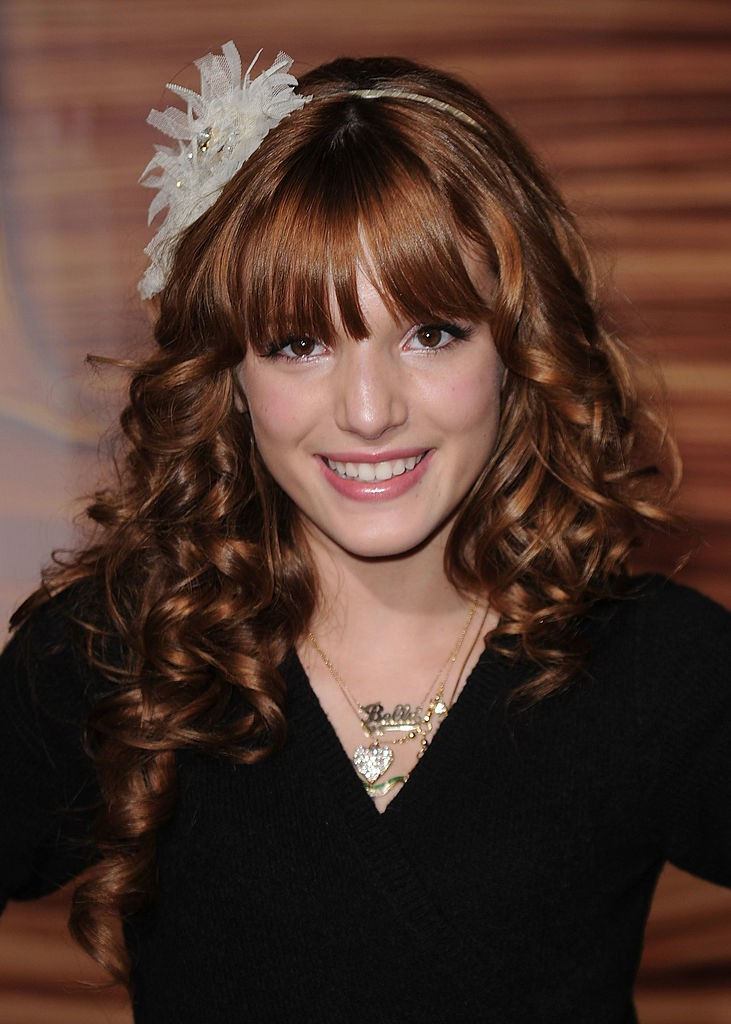 Bella Thorne was so young back in 2010.