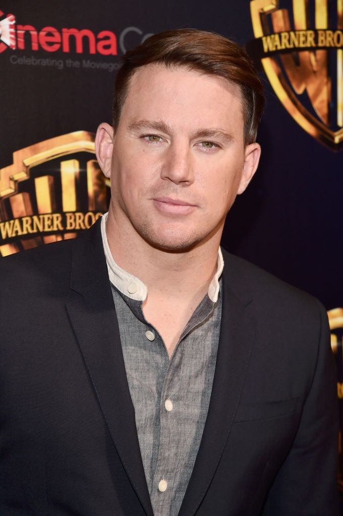 Channing Tatum looks a lot like the soldier from the picture before.