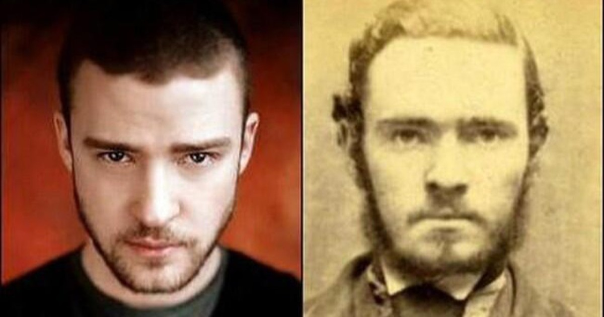 Celebs Who Have A Historical Doppelganger