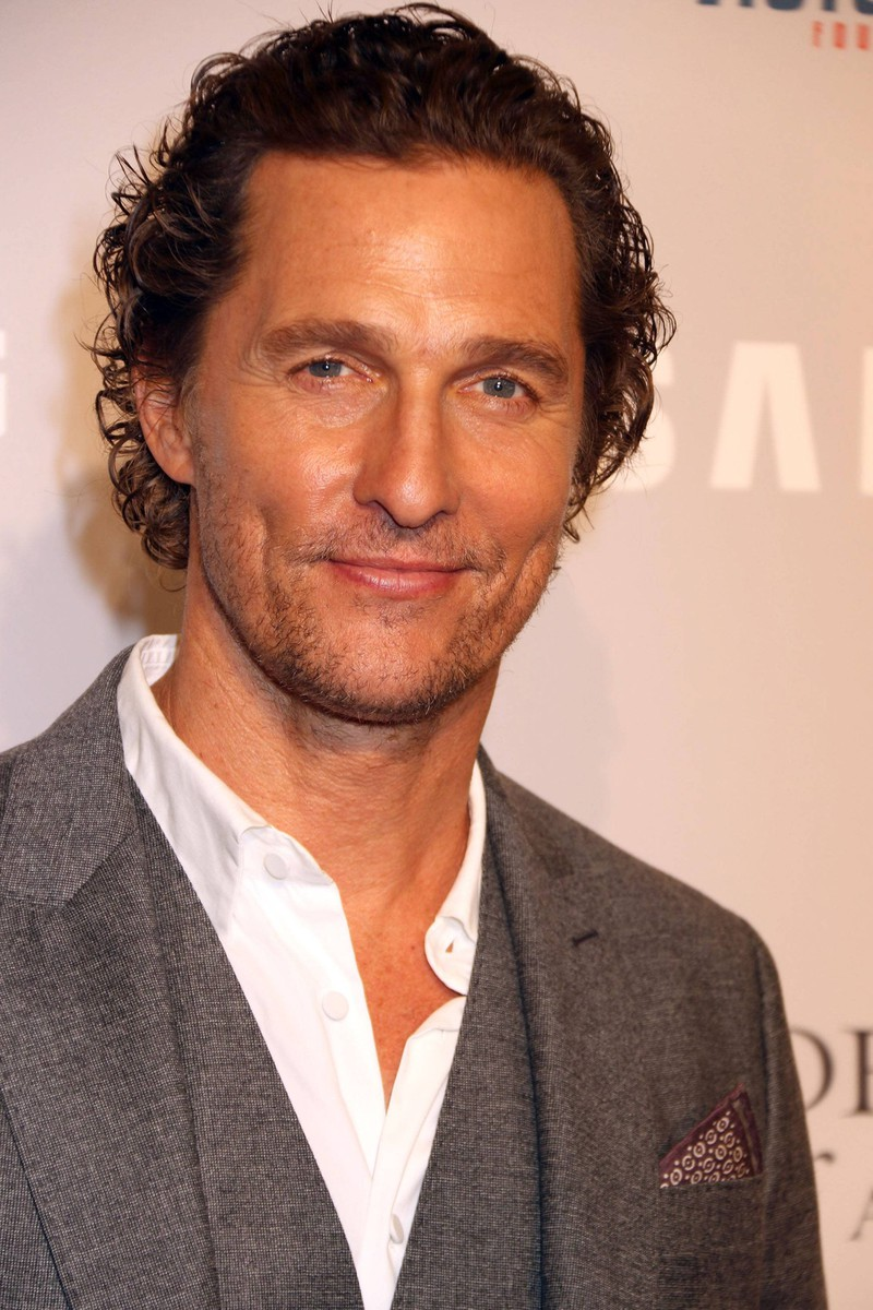 What would Matthew McConaughey say about his Doppelganger?