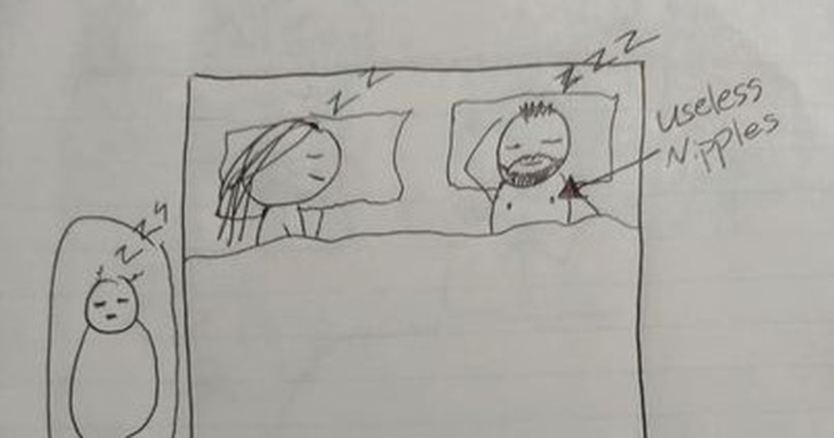 Moms Who Nurse: Hilarious Drawings That Speak the Truth