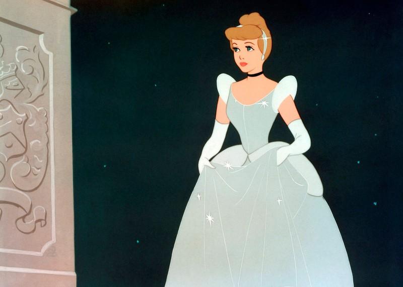The original Cinderella princess.