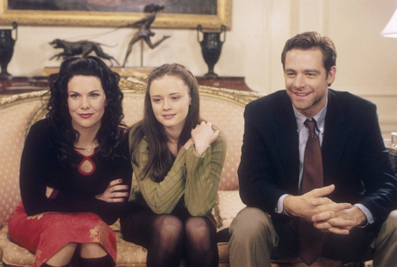"""""""Gilmore Girls"""" was cancelled rather suddenly."""
