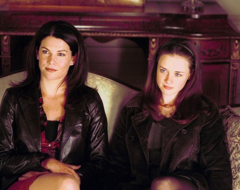 "Lauren Graham even took language training for ""Gilmore Girls""."