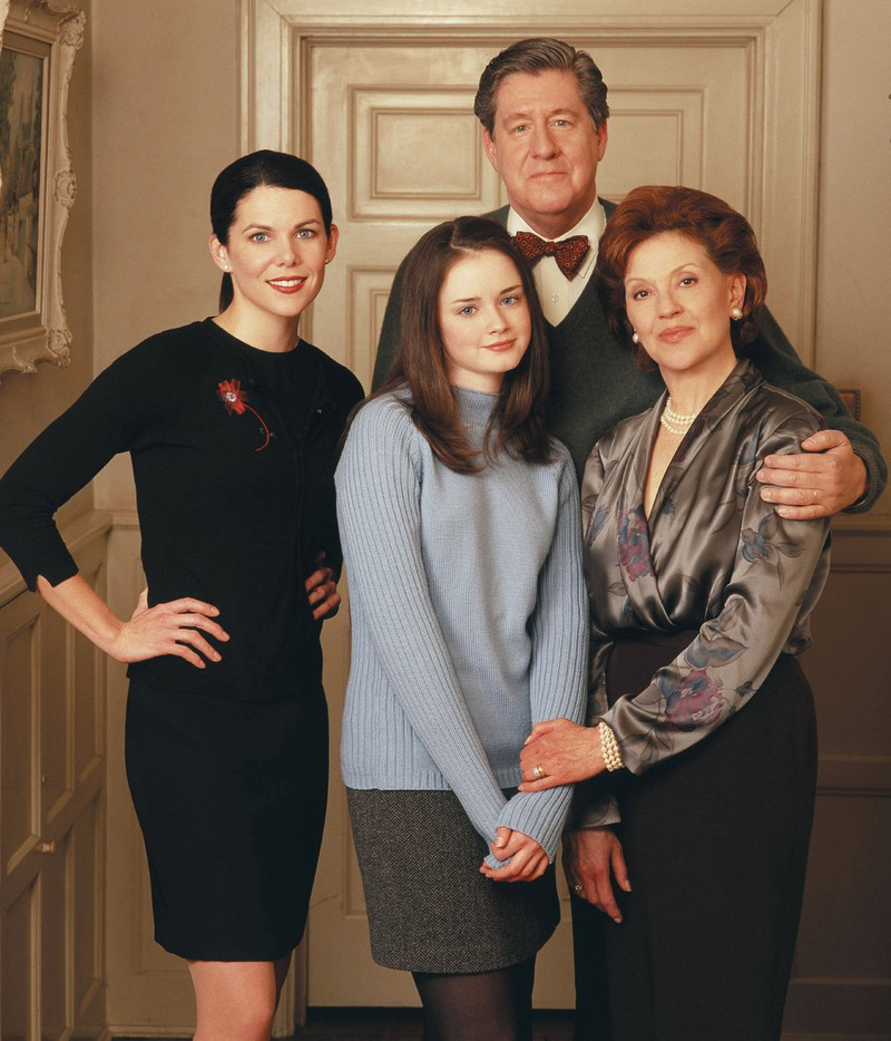 Lorelai Gilmore has a special relationship with her parents.