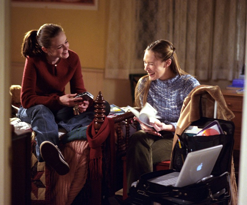 Rory Gilmore is a real bookworm.