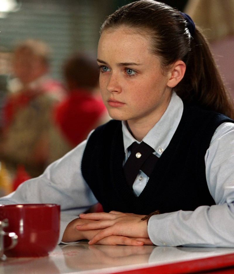 The actress Alexis Bledel does not like coffee at all.