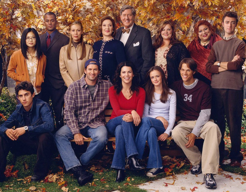 """There is even a real model for """"Stars Hollow""""."""