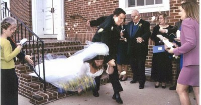 The Worst Fails That Have Happened At Weddings