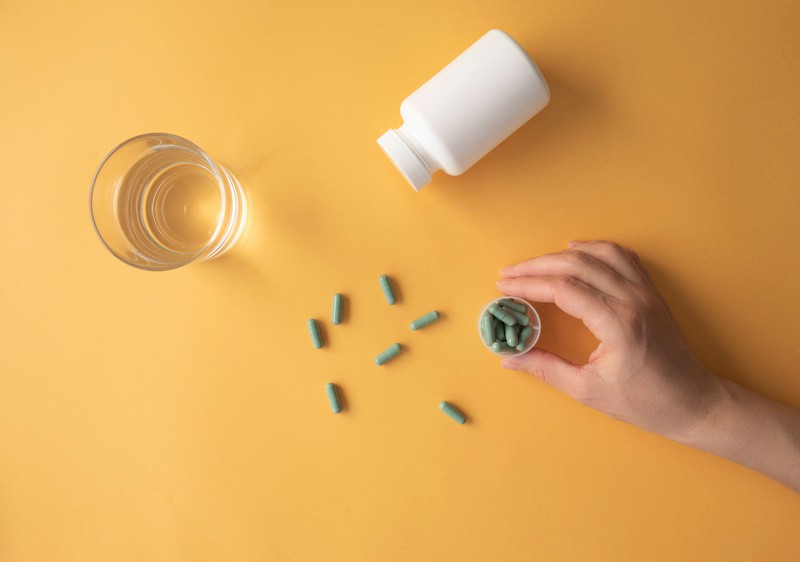 Painkillers can help during this period.