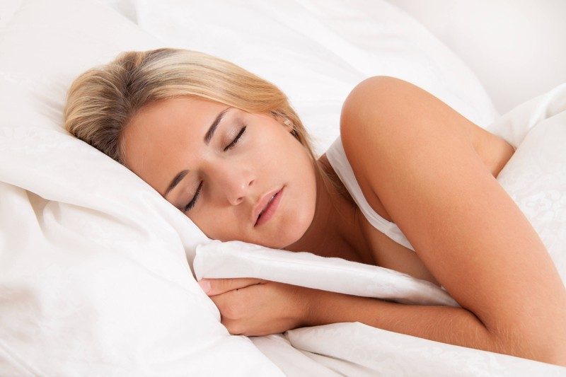 Sleeping too little is a common mistake.