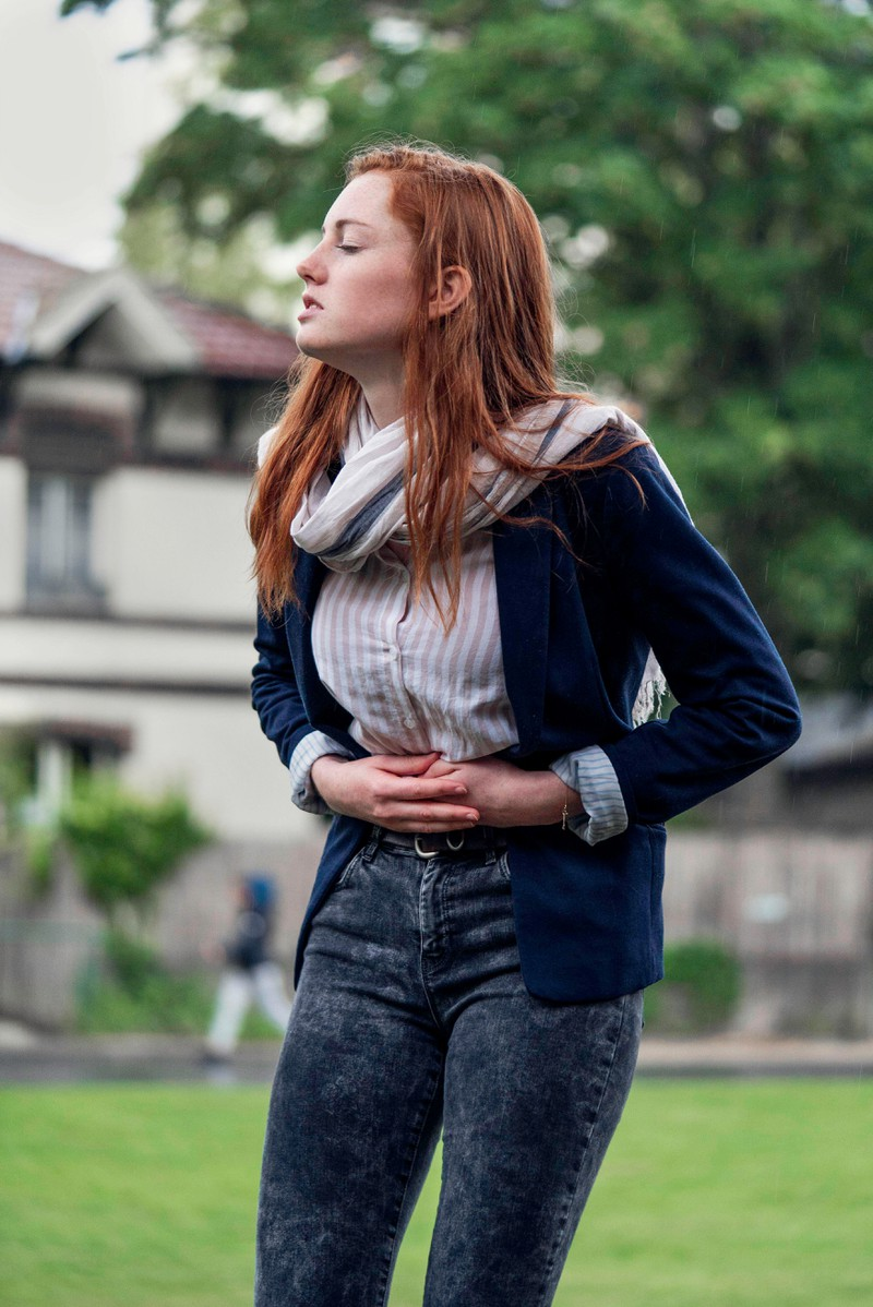 Most people don't know that abdominal pain can be a symptom of a heart attack.