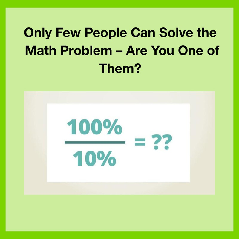 Who has mastered the rule of three and can solve the calculation quickly?