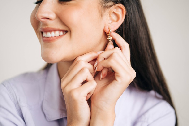 """The name for the unpleasant smell of piercings is """"ear cheese""""."""