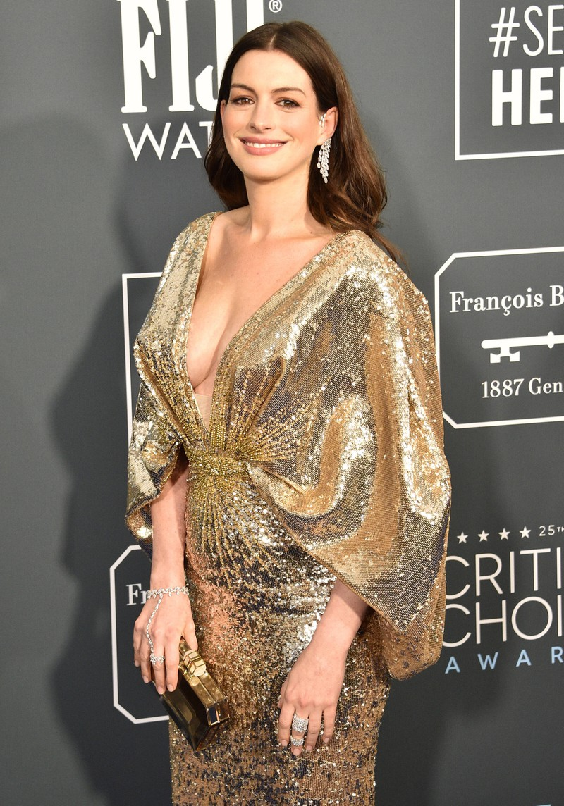 Anne Hathaway is considered boring and rather unsympathetic.