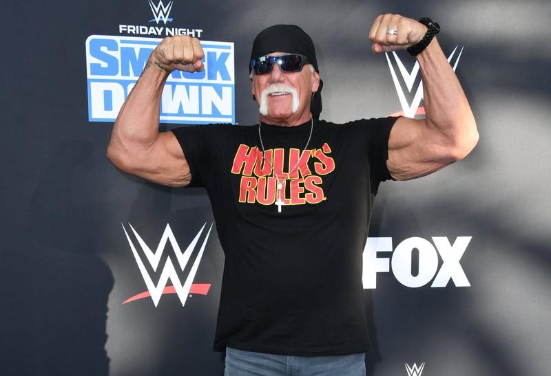 Hulk Hogan is unpopular.