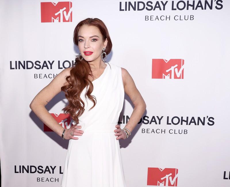 Lindsay Lohan is not really popular.