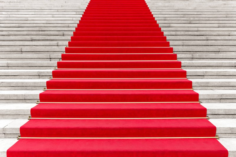 Sometimes the stars of the red carpet lose some of their sparkle.