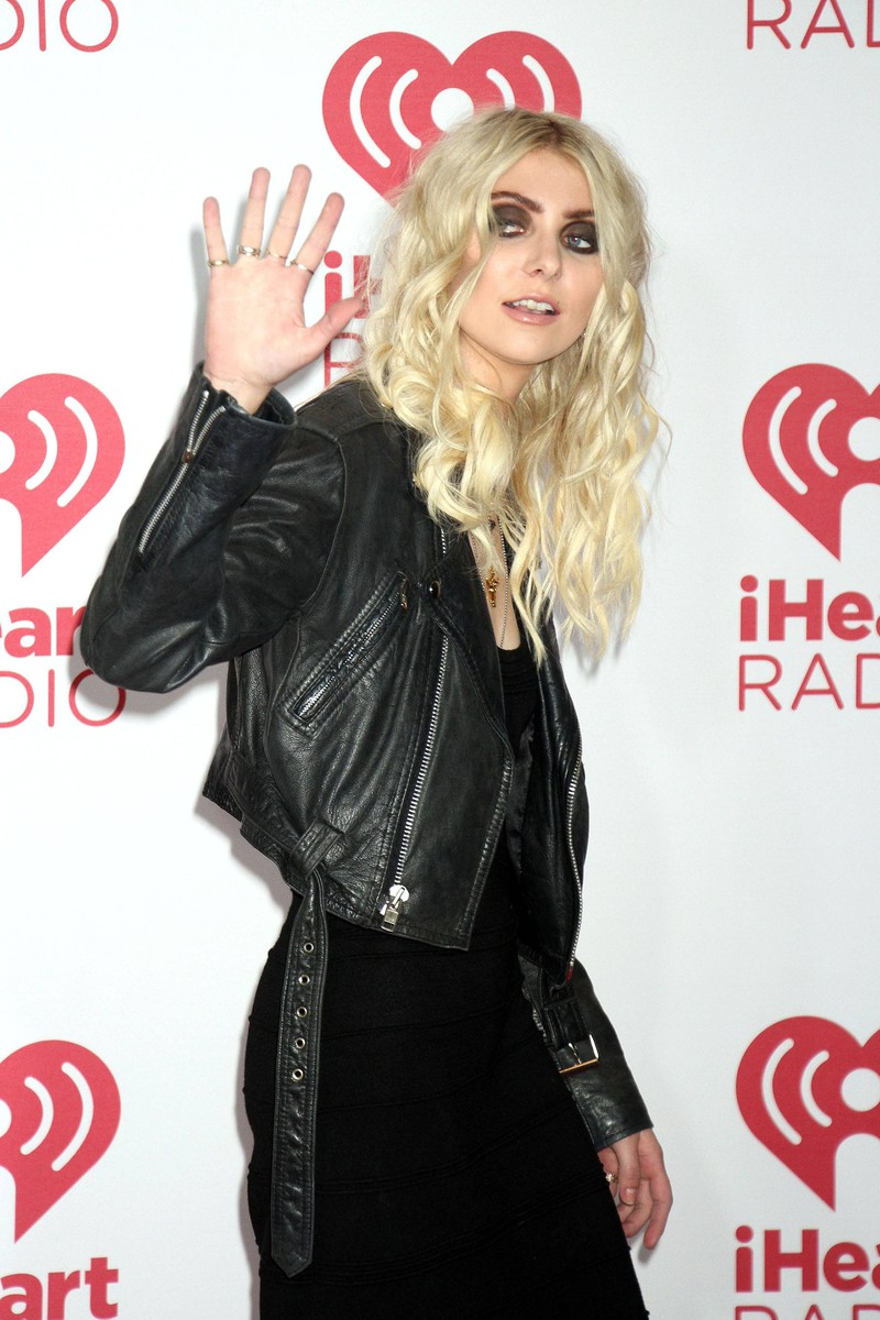 """Taylor Momsen is known to many from """"Gossip Girl."""""""