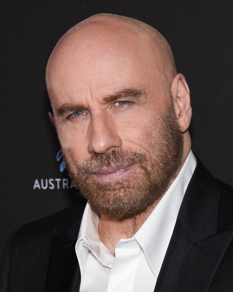 This photo shows actor John Travolta.