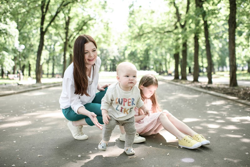 This mother gave her two daughters rare names.