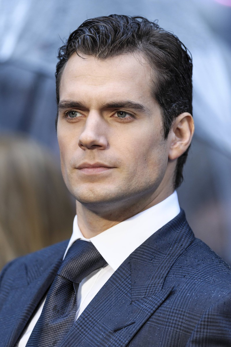 Henry Cavill is a well-known actor today. But someone knew him before